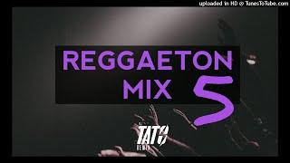 DJ TATO - REGGAETON MIX 5 (LO MAS ESCUCHADO JULIO  2018)