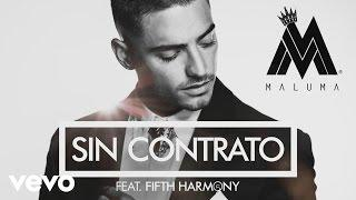 Maluma - Sin Contrato (Cover Audio) ft. Fifth Harmony