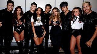 Little Mix - Power & Reggaeton Lento ( X Factor Finale) REACTION