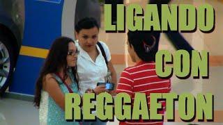 Ligando con frases de reggaeton | Frases de amor | Bromas 2014 | Just Maming | Pranks |
