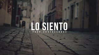 """Lo Siento"" - Reggaeton Romantico Instrumental Beat 