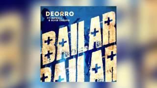 Deorro - Bailar feat. Pitbull & Elvis Crespo (Cover Art)