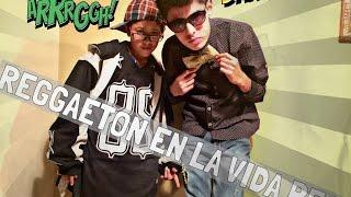 REGGAETON EN LA VIDA REAL (CANCIONES) HEY MADAFAKERS
