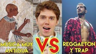 La Música MÁS ANTIGUA De La Humanidad VS Reggaeton y Trap Modernos