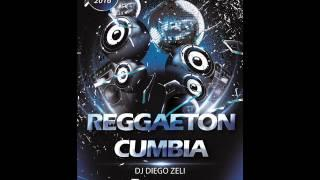 Enganchado Reggaeton Cumbia Invierno 2016 Lo Nuevo