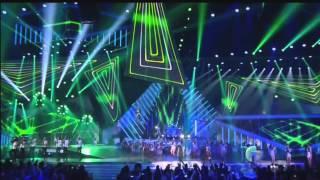 Wisin & Yandel - Algo Me Gusta De Ti @ Premios Billboard Latinos (2013)