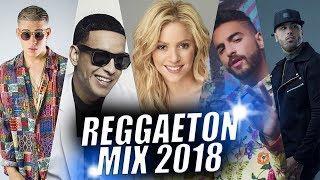 Reggaeton Mix - Reggaeton 2018 Romantico Lo Mas Nuevo