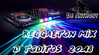 Reggaeton Mix D' Toditos 2018   Dj Anthony