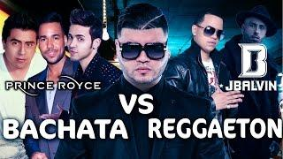 Mix Bachata Vs Reggaeton 2016 vol 2 J Balvin, Romeo Santos, Nicky Jam, Prince Royce, Rommel Hunter.