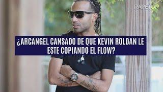 #RapetónNews: ¿Arcángel está cansado de que Kevin Roldan le esté copiando el flow?