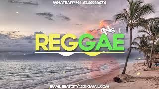 REGGAE - REGGAETON INSTRUMENTAL ON SALE TYPE REGGAE - 2018