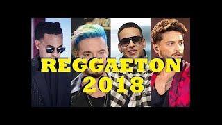 Reggaeton 2018 Estrenos lo mas nuevo ❌ Natti Natasha Becky G Ozuna Bad bunny Maluma y mas