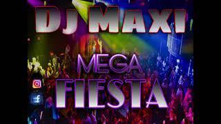 MEGA FIESTA 2018 MIX REGGAETON CUMBIA CUARTETO ENGANCHADOS (( DJ MAXI ))