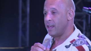 xXx Reactivado: Nicky Jam y Vin Diesel cantan juntos