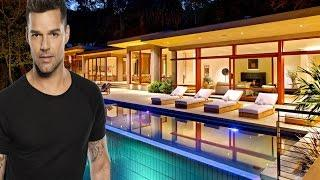 Ricky Martin's House Tour 2017