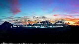 Luis Fonsi  ft. Daddy Yankee - Despacito (Letra)